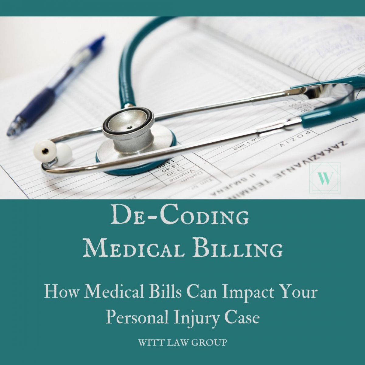 Understanding Medical Billing in an Auto Accident Case
