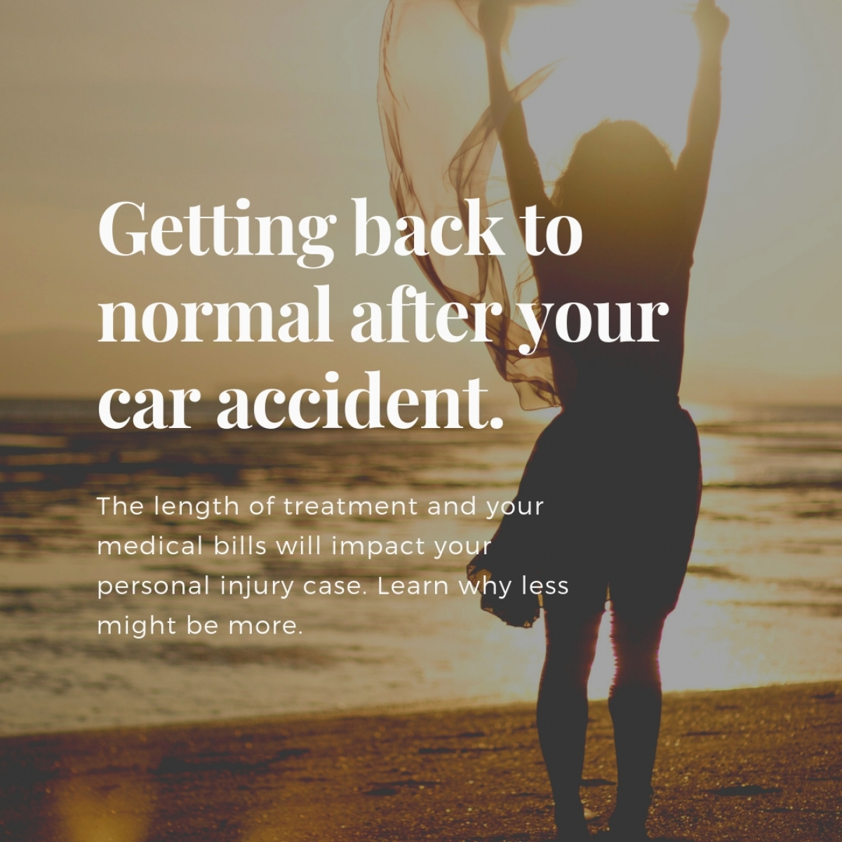 Getting back to normal after your accident