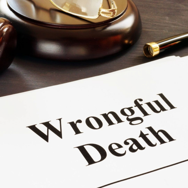 Wrongful Death Cases Handled