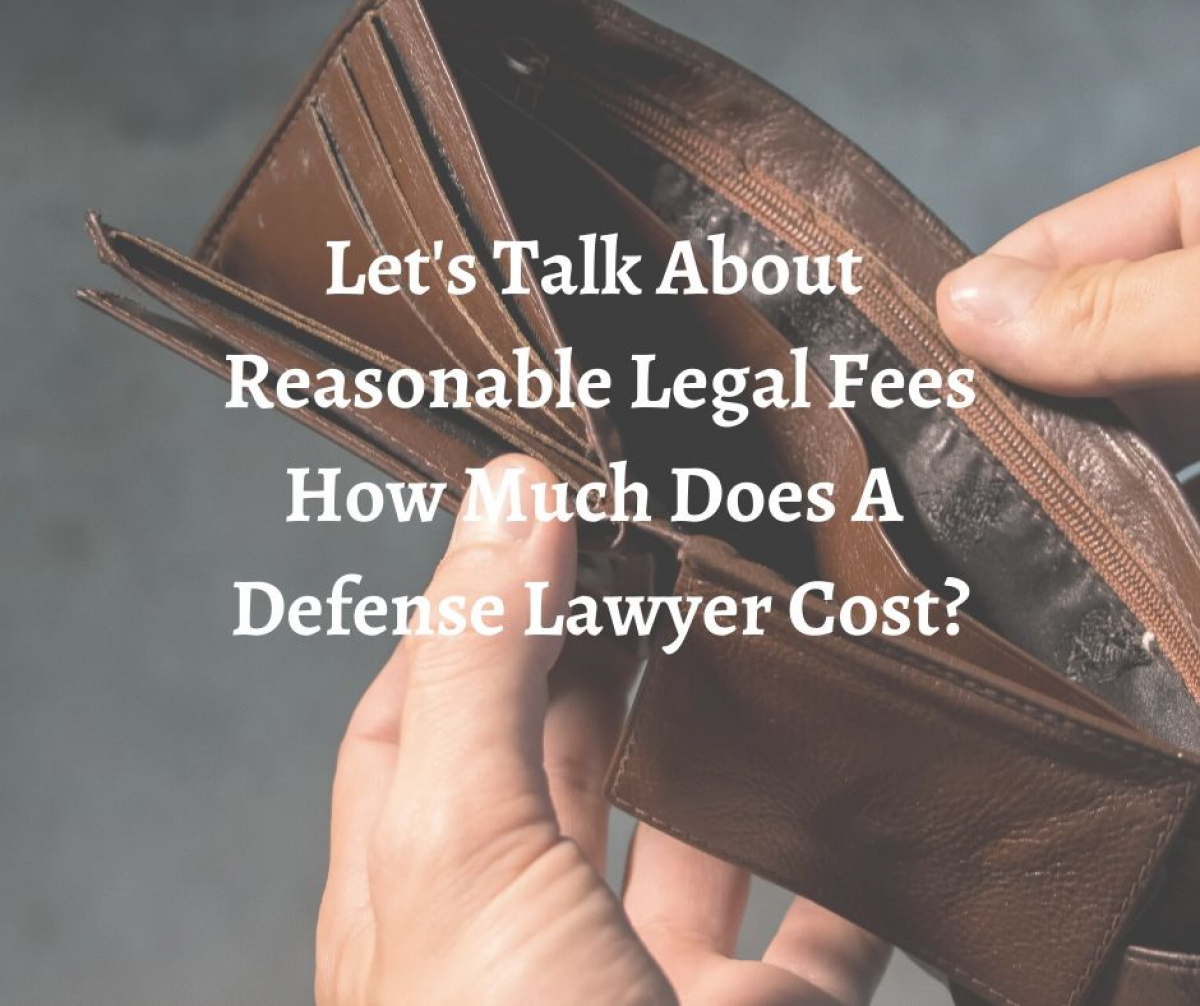 Cost Of A Lawyer