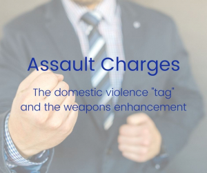 Assault Charges In Kitsap County