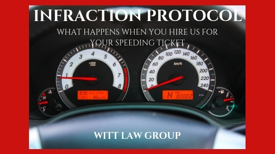 Infraction Protocol