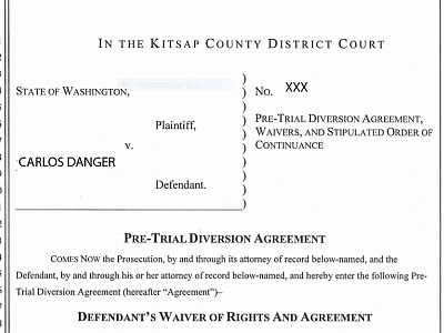 What Is A Pre-Trial Diversion Agreement, or PDA?